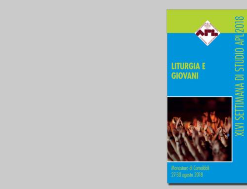 XLVI SETTIMANA DI STUDIO APL 2018