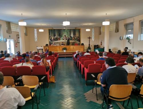 """XLVII Settimana di Studio APL    """"Teologia dell'Eucaristia. Nuove prospettive a partire dalla forma rituale"""""""